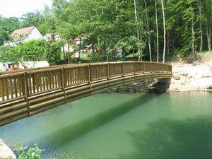 PROSBOIS -  - Footbridge