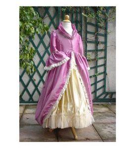 LILI POUCE - marquise de pompadour - Costume