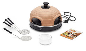 Food & Fun - pr 4.6 pizzarette direct 4 persons - Electric Set Pizza