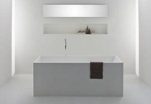 Thalassor - square - Freestanding Bathtub