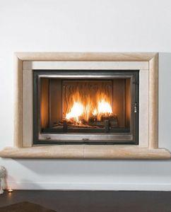 Seguin Duteriez - irès - Closed Fireplace