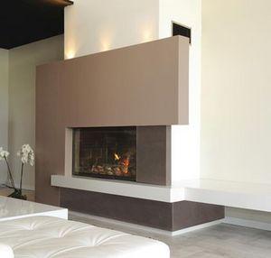 Seguin Duteriez - kensho - Closed Fireplace