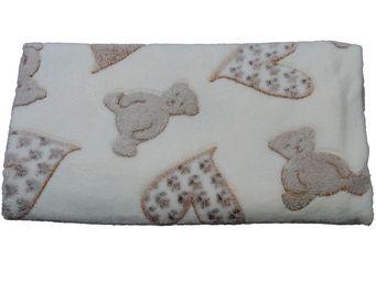 SIRETEX - SENSEI - couverture polaire imprimé balou - Children's Blanket