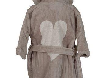 SIRETEX - SENSEI - peignoir taille 6 ans ficelle baby sensoft 400gr/m - Children's Dressing Gown