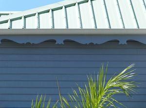 Déco Robinson - ananas - Decorative Roofline Frieze