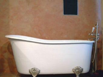 THE BATH WORKS - sabot - Freestanding Bathtub With Feet