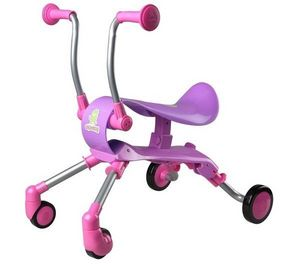 SMART TRIKE - porteur fropper - violet - Baby Walker
