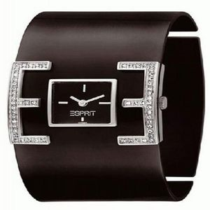 ESPRIT - esprit e-motion silver-black - Watch
