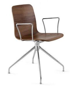 SOFTLINE - bebo.p6 - Swivel Armchair