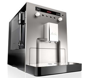 Melitta - caffeo bistro erp e960-107 - argent/noir - machine - Espresso Machine