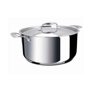 BACKEN - bäcken - faitout chambord gradué avec couvercle en - Stew Pot
