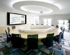 DESIGN SCREEN -  - Projection Screen