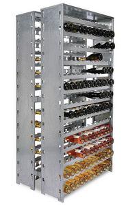 CASIER A BOUTEILLES BAKUS -  - Wine Rack