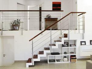Créateurs d'Escaliers Treppenmeister -  - Straight Staircase