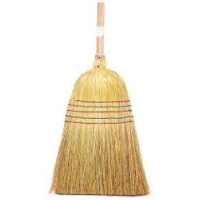 THOMAS - paille de riz - Outdoor Broom