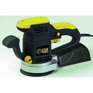 FARTOOLS - ponceuse orbitale 125 mm 450 watts pro fartools - Belt Sander