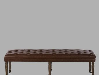 BLANC D'IVOIRE - jules - Bed Bench