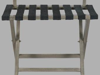 BLANC D'IVOIRE - edgar gris foncé - Luggage Rest