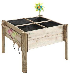 JARDIPOLYS - potager surélevé pour enfant kindy - Garden Box