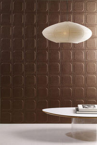 CUIR AU CARRÉ - pop - Leather Tile