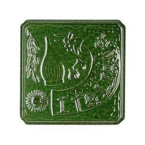 La Chaise Longue - dessous de plat italiana vert - Plate Coaster