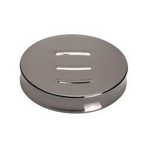 La Chaise Longue - porte savon métal noir - Soap Dish