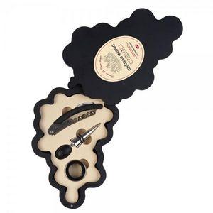 La Chaise Longue - coffret vin grappe de raisin - Wine Casket