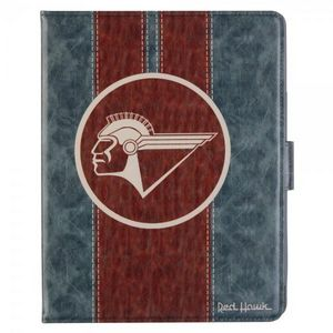 La Chaise Longue - etui ipad red hawk - Tablet Case