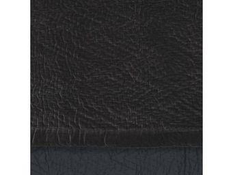 BLANC D'IVOIRE - karin velours gris foncé - Matelasse Bedspread