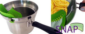 COOKIT - snap - Clip On Colander