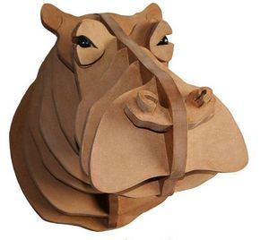 SYLVIE DELORME - k i b o k o - Animal Sculpture