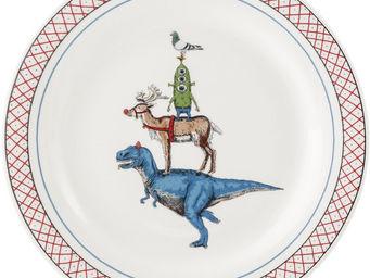 Gien - lucien... - Child Plate