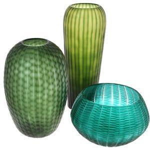 Compagnie Francaise de l'Orient et de la Chine - eclats - Flower Vase