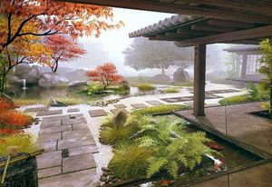 Bradstone -  - Japanese Paving Stone