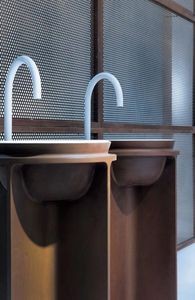FALPER - controstampo- - Wash Hand Basin