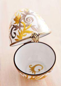 Laure Selignac -  - Decorative Egg