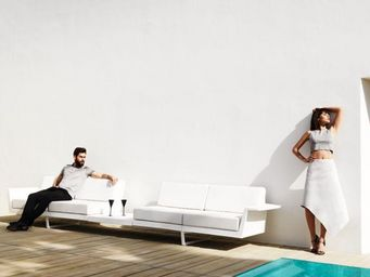 VONDOM - flat - Garden Sofa