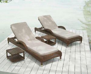 Alexander Rose - weave - Garden Deck Chair