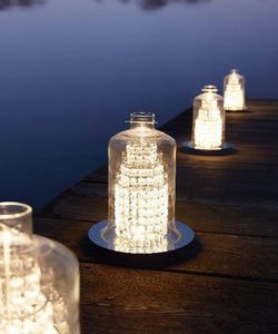 ZAVA -  - Led Garden Lamp