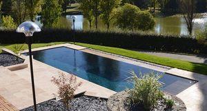 KEI STONE - travertin nuance - Pool Deck