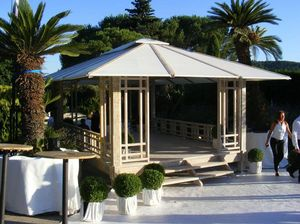 TECK TIME -  - Gazebo