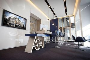 MALHERBE Paris - consultants ommobilier - Interior Decoration Plan