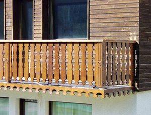 Boivin - chantourné - Stair Railing