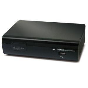 METRONIC - décodeur tnt - zapbox hd-m1.1 - Tnt Decoder