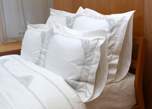 Badam TS - art déco / silver - Bed Linen Set