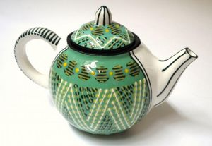 ITU ESPACE DESIGN - potter range - Teapot