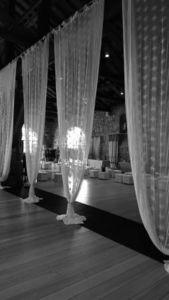 CHEZ MOI -  - Tab Top Curtain