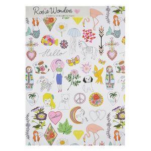 Rosie Wonders -  - Sticker