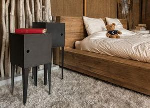 STEELE -  - Bedside Table