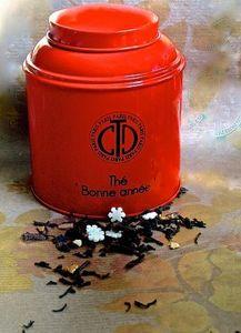 THÉS CHRISTINE DATTNER -  - Tea